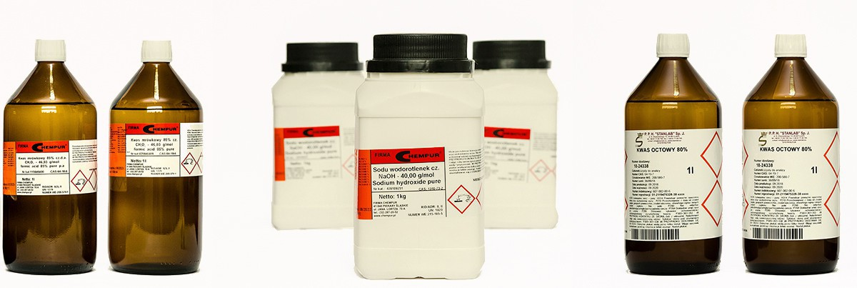 Środki chemiczne