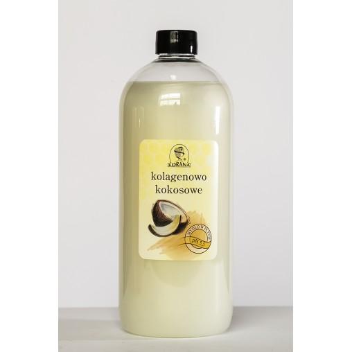 Mydło kolagenowo-kokosowe