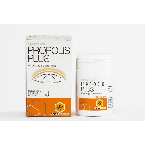 Propolis Plus tabletki