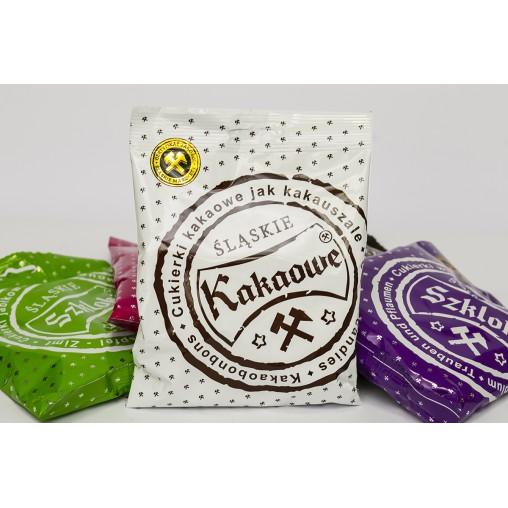 SZKLOKI kakaowe