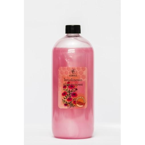 Mydło lanolinowo-glicerynowe